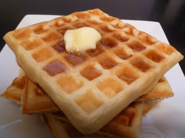 Cookistry Sourdough Waffles