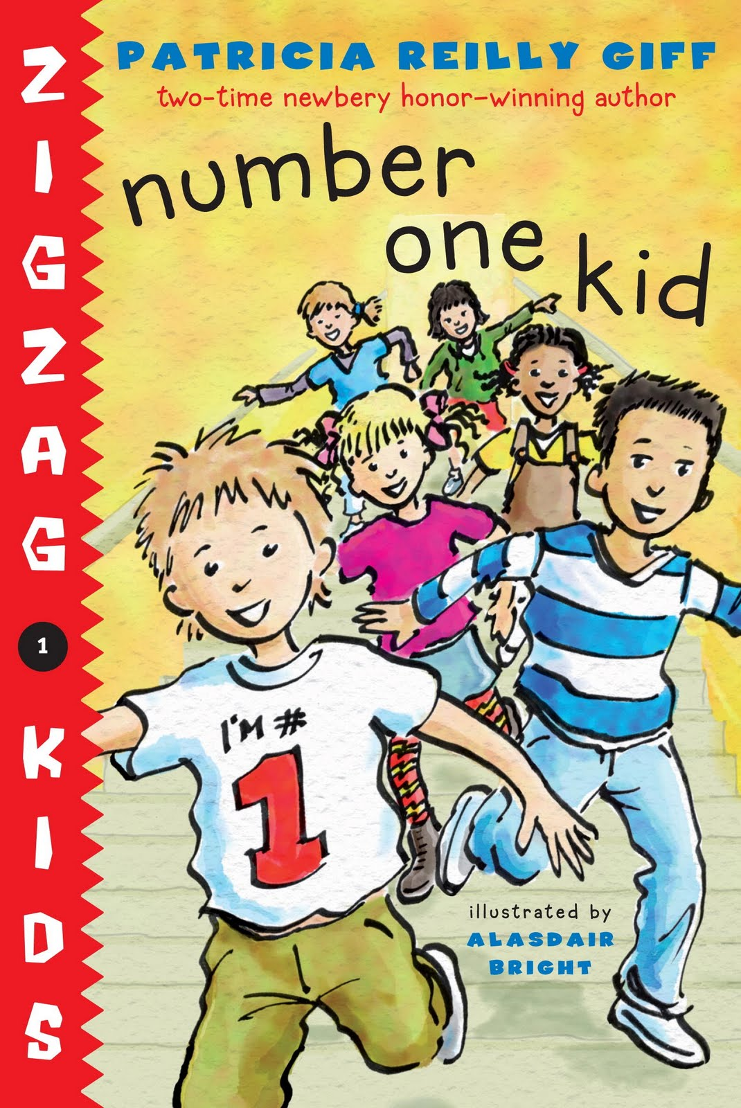 Cynsations Guest Post Patricia Reilly F On Zigzag Kids