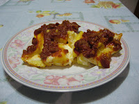 Pasticcio di polenta