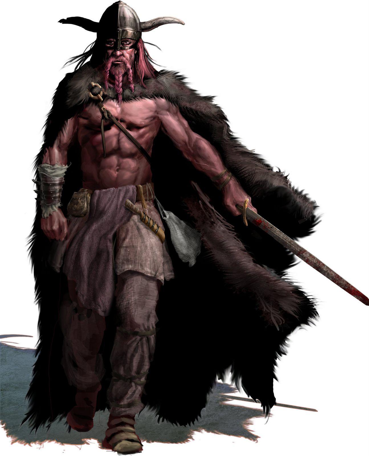 Norse warriors