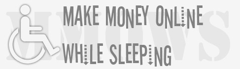 Make Money Online While Sleeping