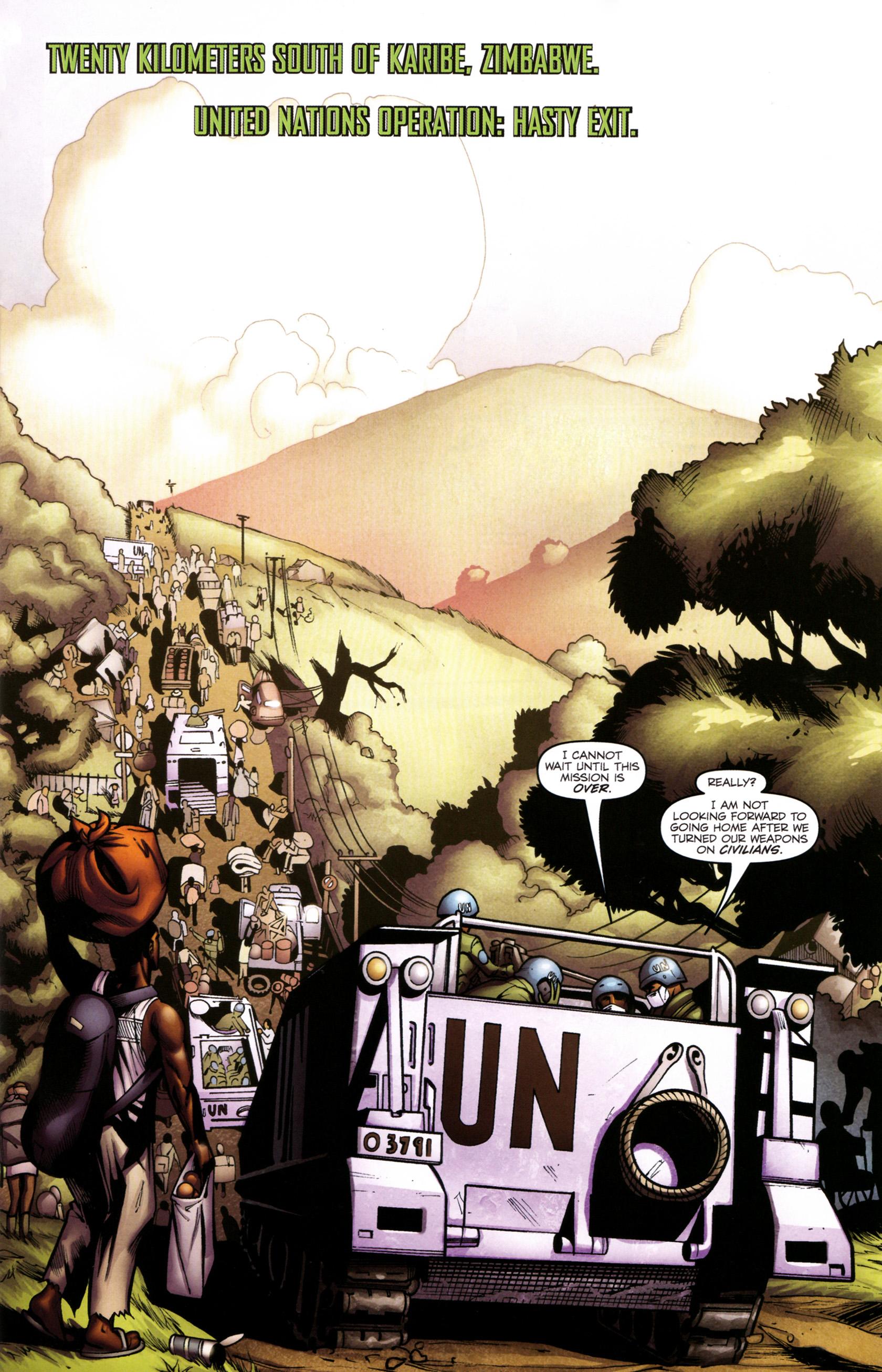 Read online G.I. Joe: Snake Eyes comic -  Issue #6 - 4