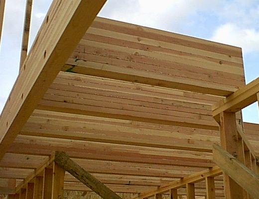 Architecture 365 Days A Year Glue Laminated Beams