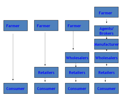 Marketing Product Distribution Channels