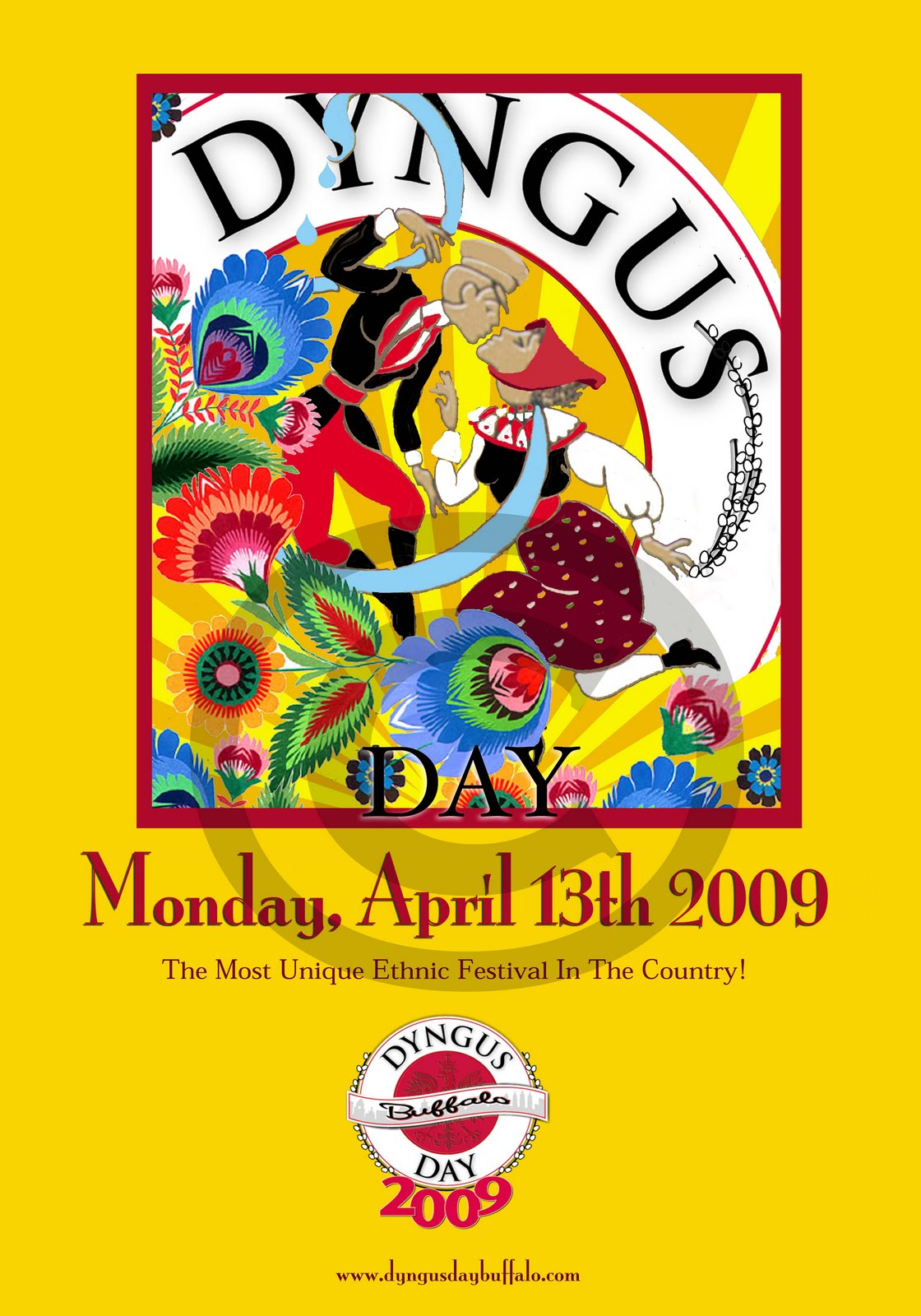Dyngus Day Buffalo