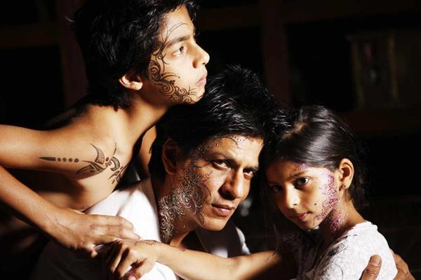 shah rukh and namita chibber relationship
