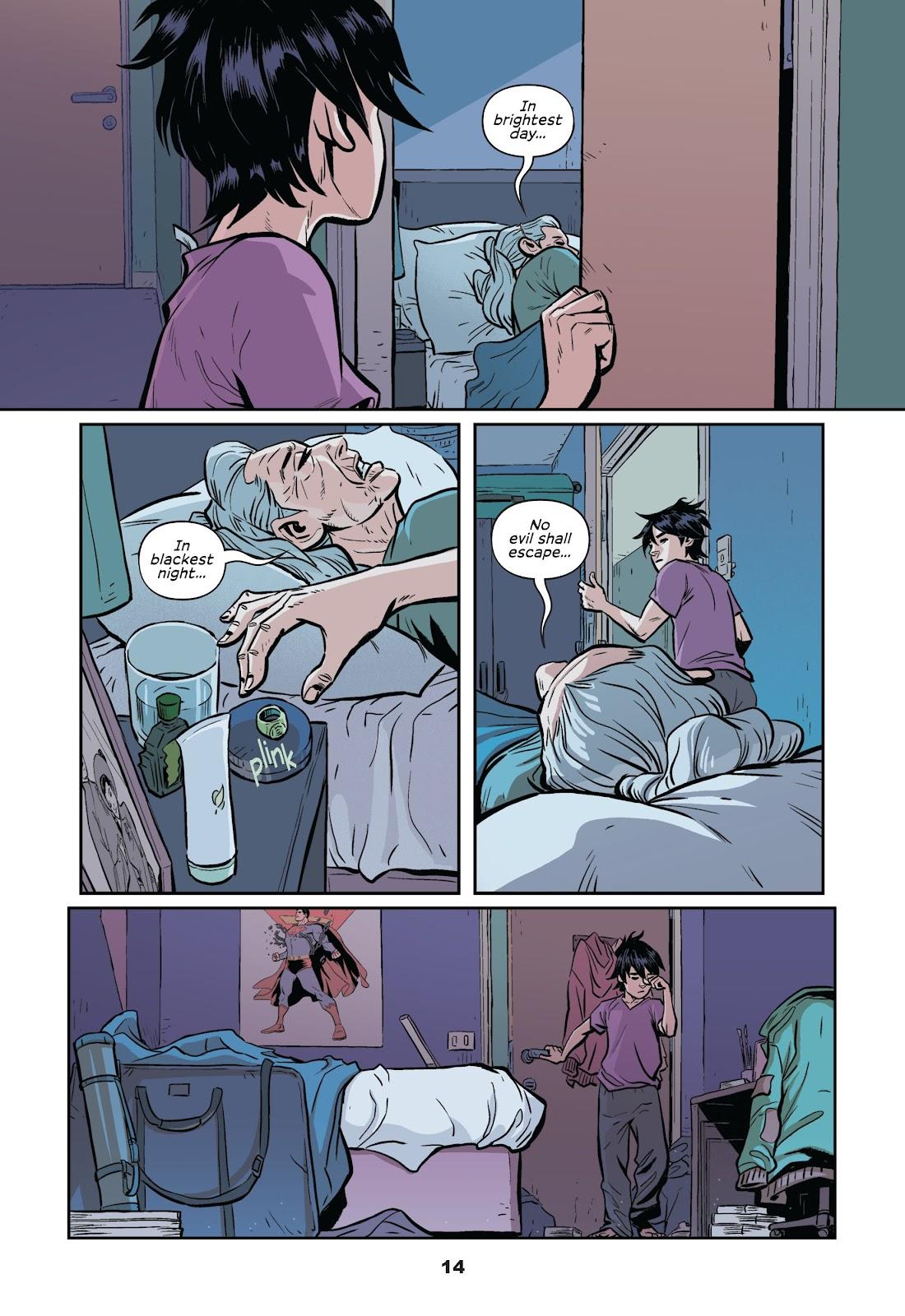 Read online Green Lantern: Legacy comic -  Issue # TPB - 13
