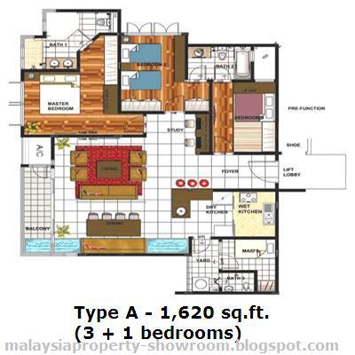Gaya Bangsar Condominium Malaysiacondo Com