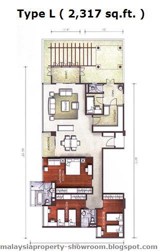 Saujana Residency Malaysiacondo