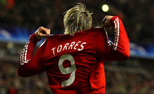 Fernando Torres remains on top of Premier League shirt sales