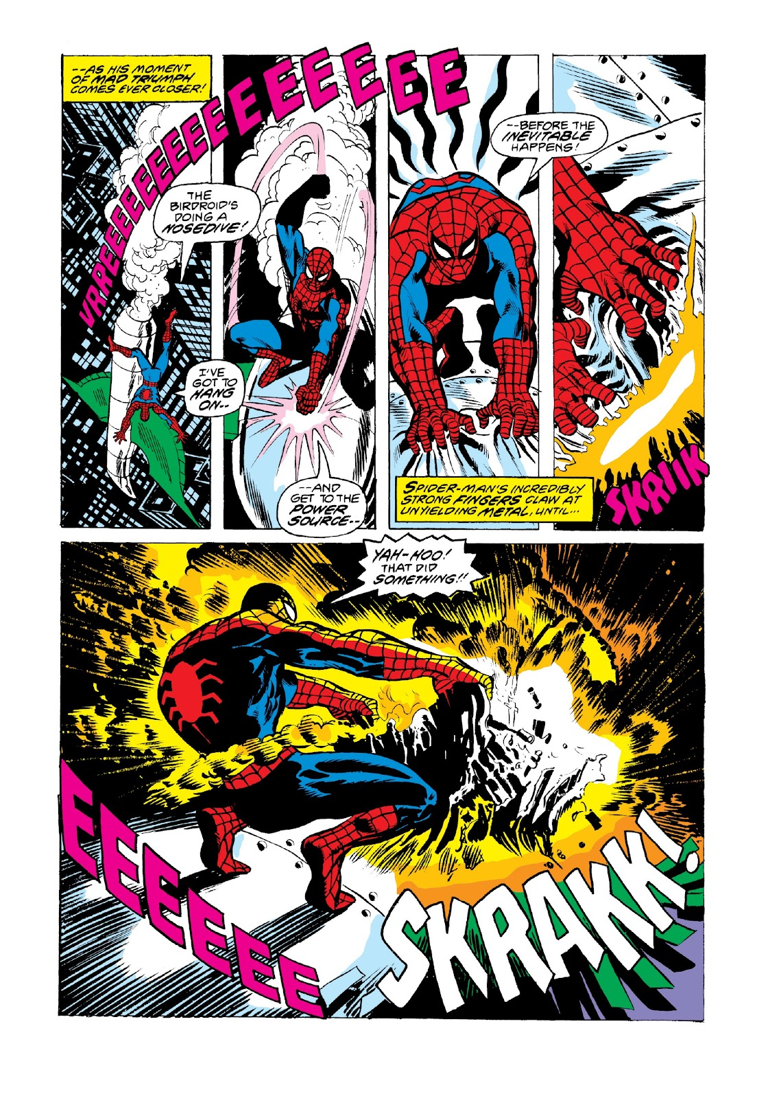 Read online Marvel Masterworks: The Spectacular Spider-Man comic -  Issue # TPB 2 (Part 3) - 32