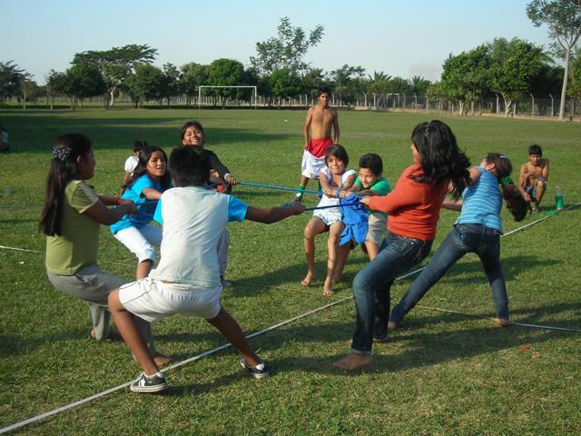 Educacion Fisica Juegos Organizados