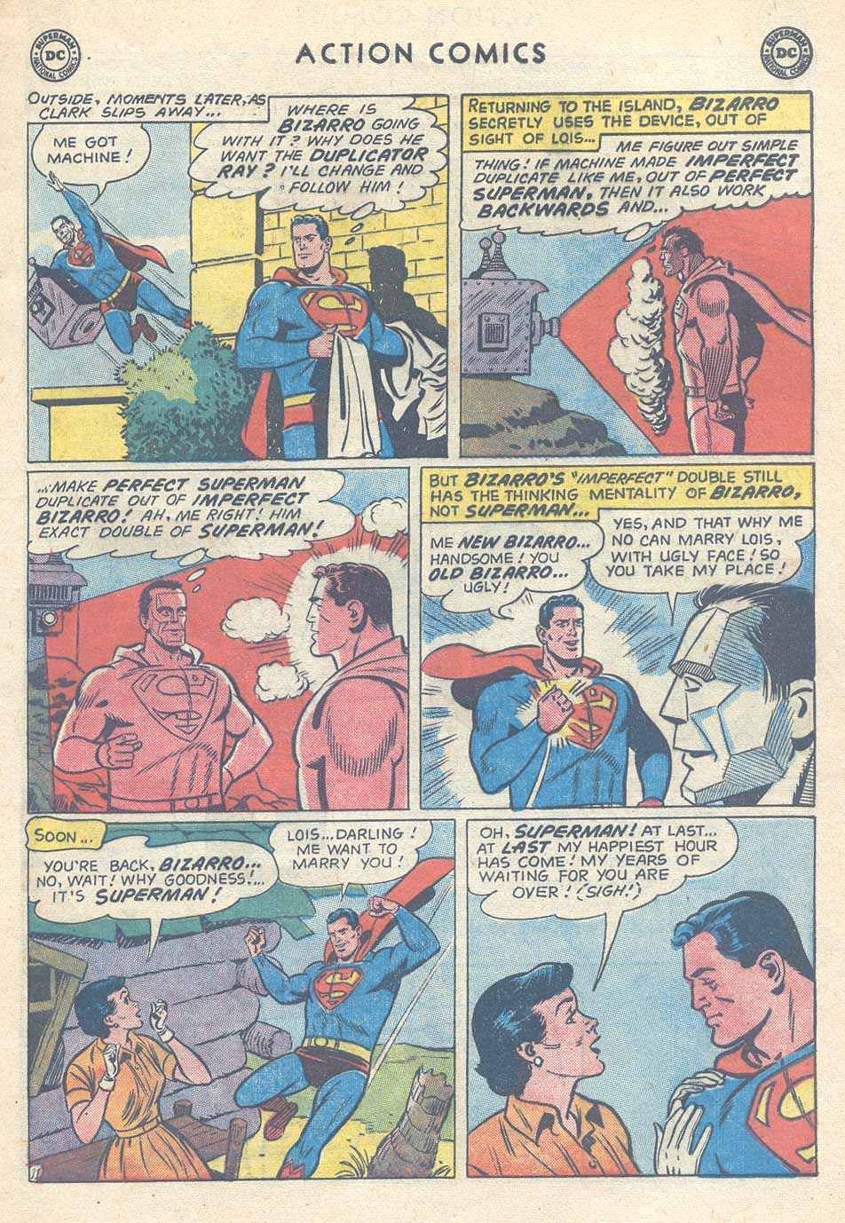 Action Comics (1938) 254 Page 12