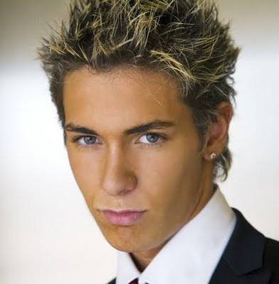 Layered Hairstyle Cool Men Short Hairstyles For Men 2010