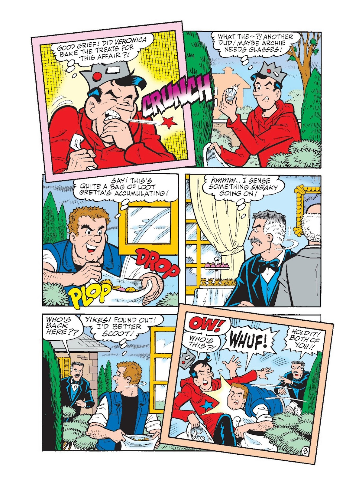 Archie 1000 Page Comics Digest issue TPB_(Part_6) - Page 92