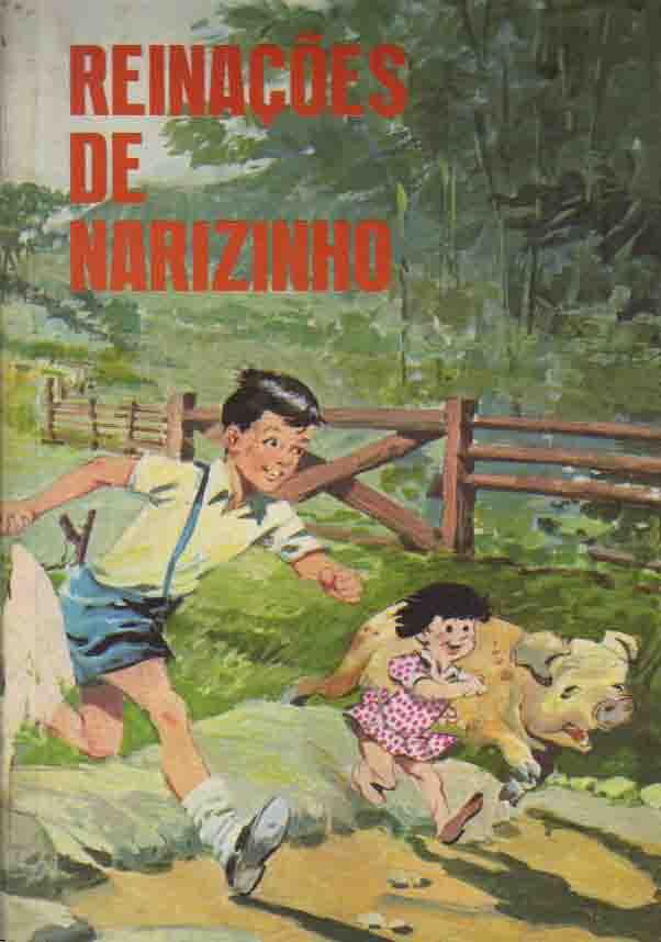 Boa leitura para vocês!: Reinações de Narizinho (Monteiro