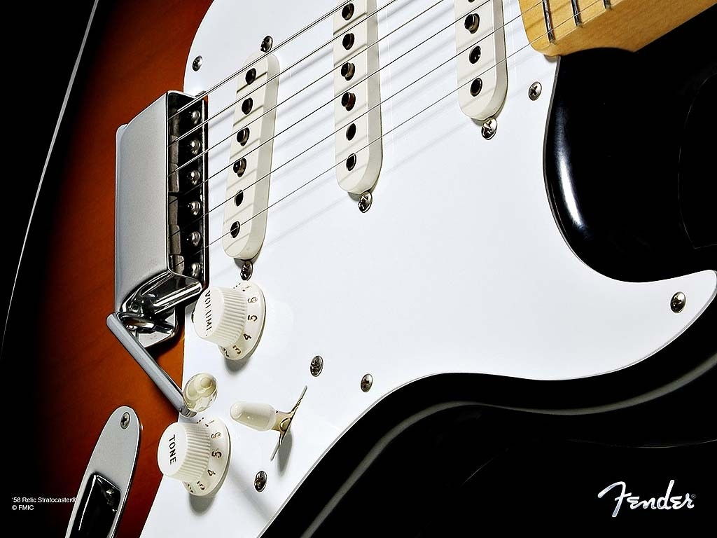 great guitar sound guitar wallpaper fender stratocaster 1024x768. Black Bedroom Furniture Sets. Home Design Ideas