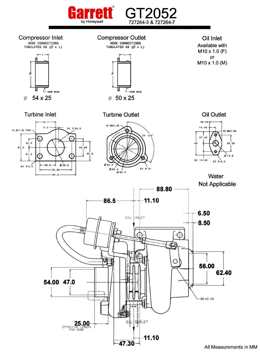 4 3 Vortec Turbo Kit