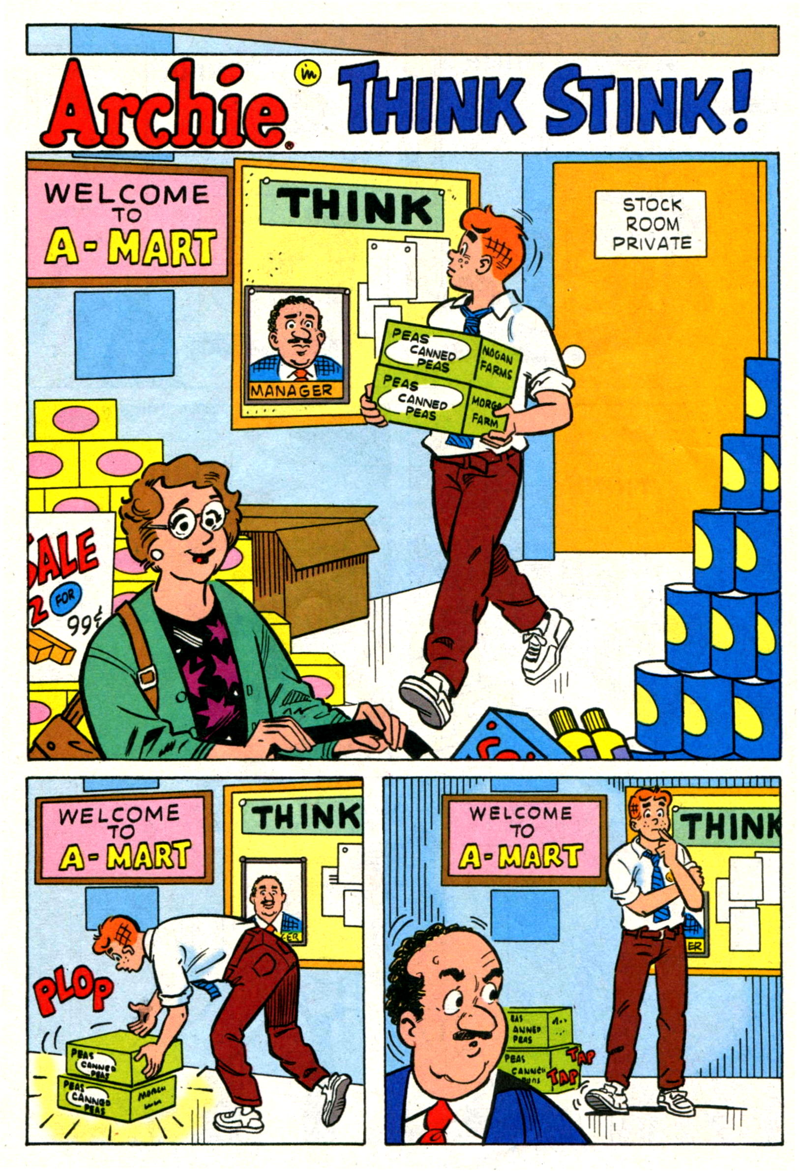 Read online World of Archie comic -  Issue #17 - 27