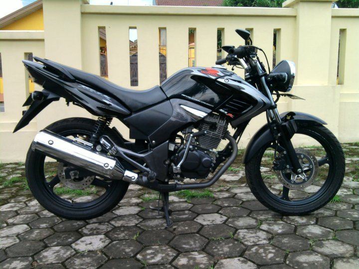 Honda Tiger Revo 2007 Full Modifikasi Concept Honda