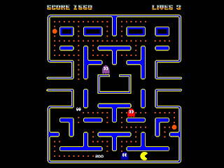 Stare gry Online Pacman