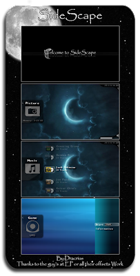 New-SideScape PSP Themes [CTF] ~ Free PSP Themes Downloads