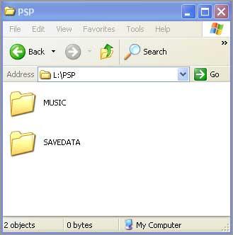 Screenshot on psp prxshot seplugin install.
