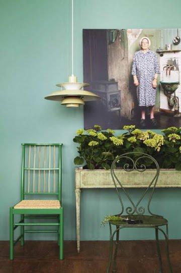 Springy woody room from skona hem