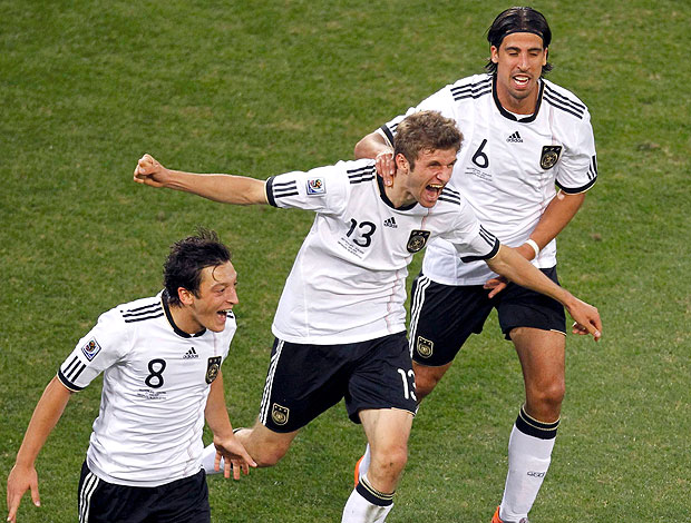 Философия немецкого футбола