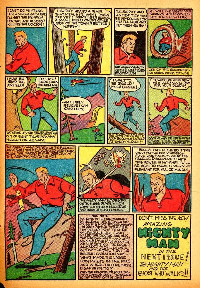 Read online Amazing Man Comics comic -  Issue #12 - 65