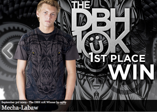 design by humans tee t-shirt competition men women threadless philipines apparel grey 1 dark