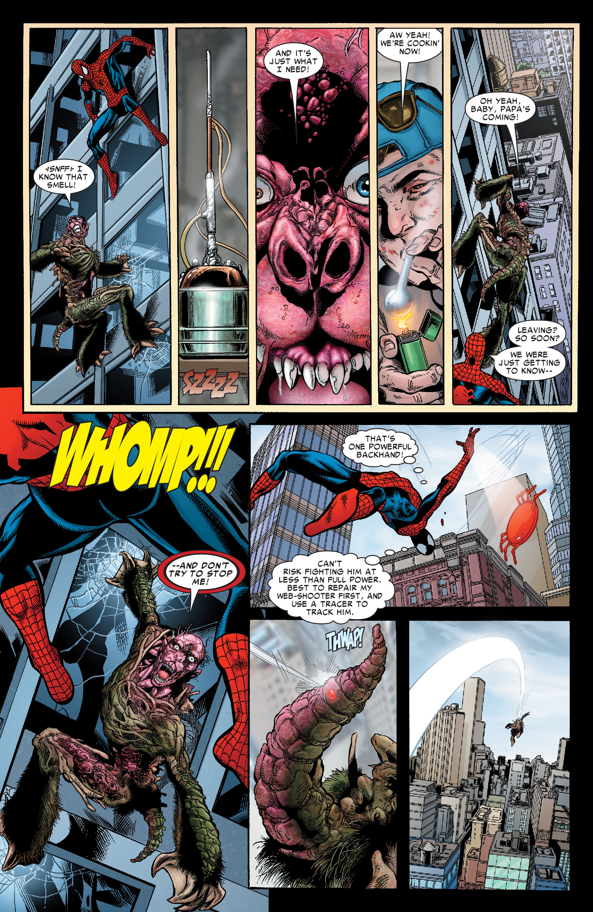 The Amazing Spider-Man (1963) 554 Page 5