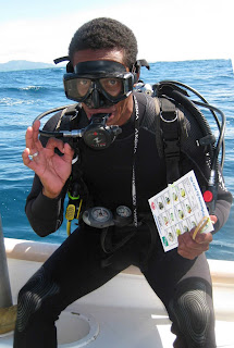Jone Waitaiti, Matava Dive Guide