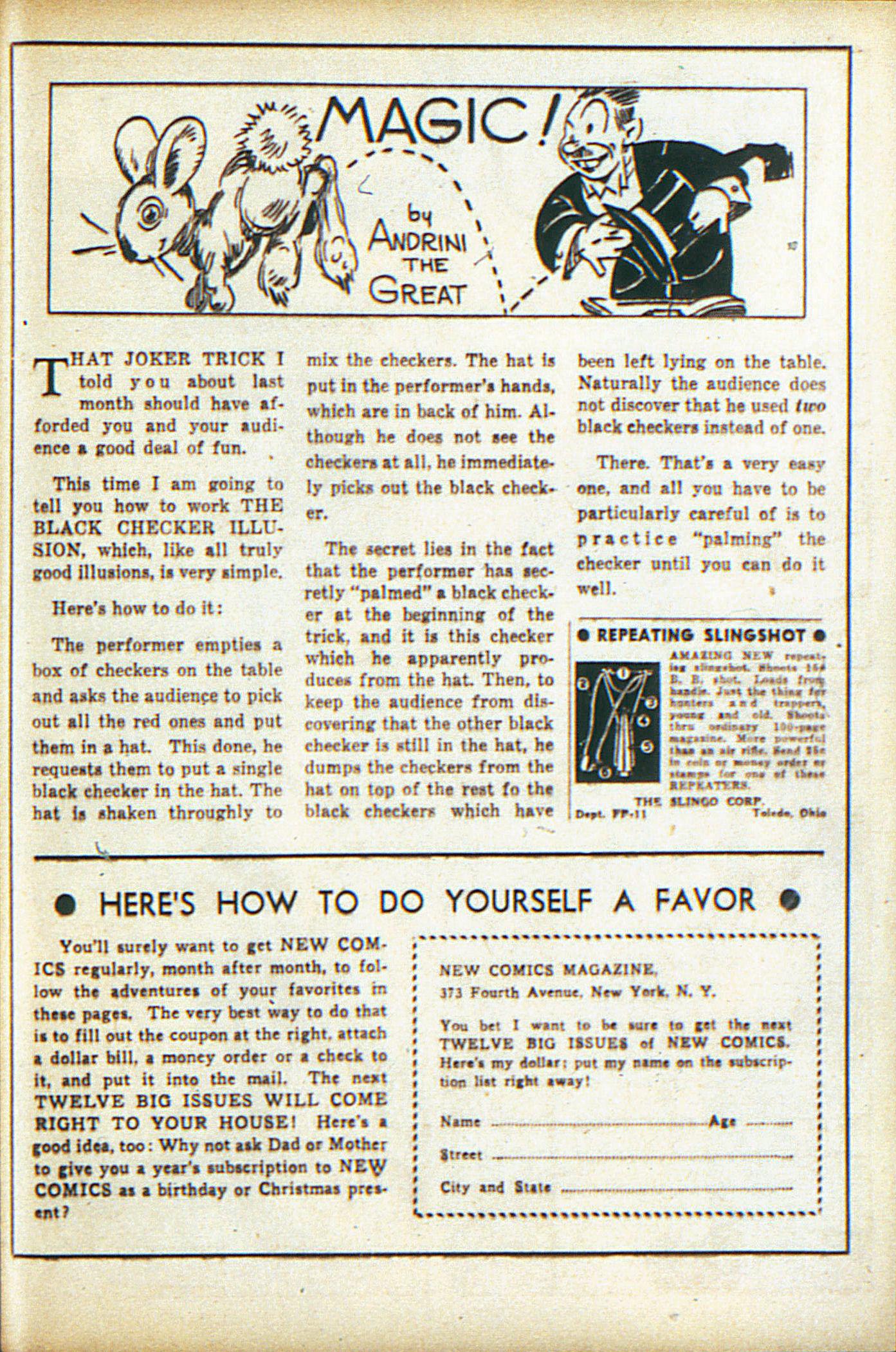 Read online Adventure Comics (1938) comic -  Issue #10 - 50