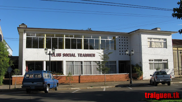 Club Social Traiguén