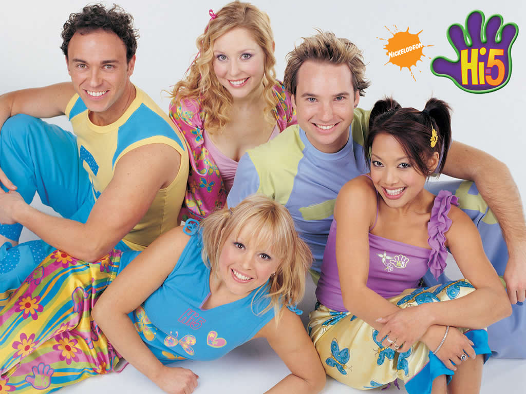 Hi5!! This used to come on Milkshake on Channel 5! It was