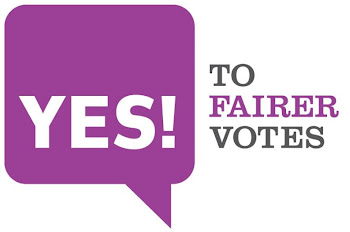 Say Yes to Fairer Votes