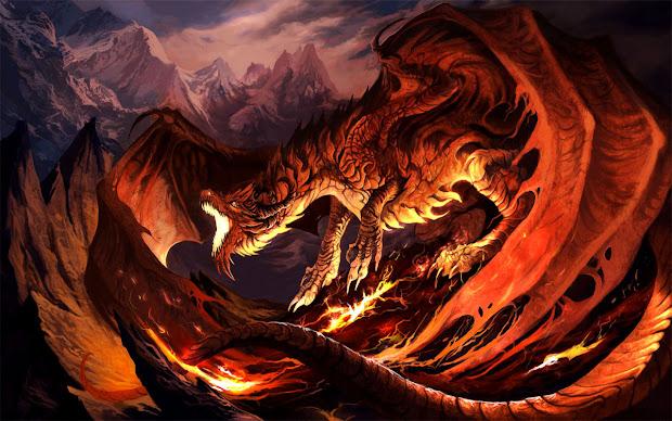 Fondos De Dragones Pantalla Wallpapers