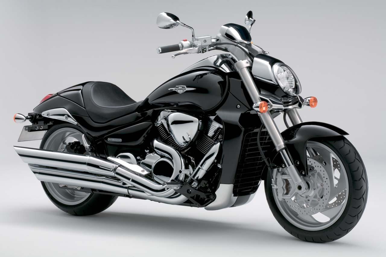 Suzuki Intruder M Motorcycle Case