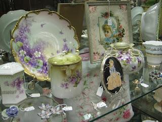 C Dianne Zweig Kitsch N Stuff Kitsch N Cottage Romantic Cottage Collectibles At