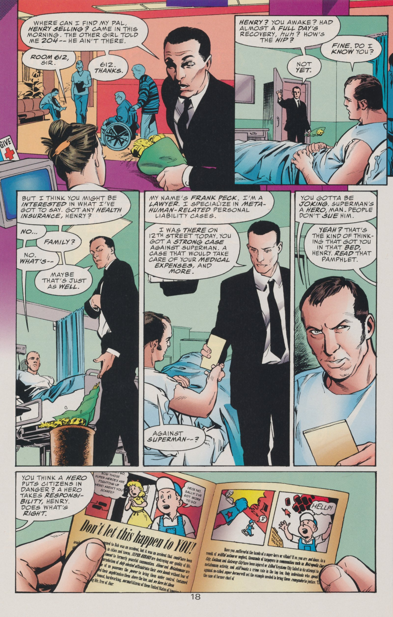 Read online Action Comics (1938) comic -  Issue #750 - 24