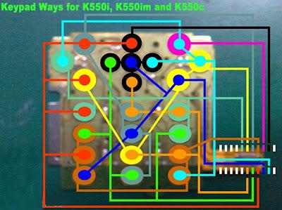 keypadk550