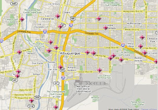 albuquerque-shootings Map Of Albuquerque on map of lanham, map of horseheads, map of levelland, map of bernalillo county, map of colorado co, map of eastpointe, map of pinos altos, map of quay county, map of pauls valley, map of harrodsburg, map of indiana in, map of albuq, map of new mexico, map of old mesilla, map of fat, map of springerville, map of antonito, map of angostura, map of los lunas, map of fruita,