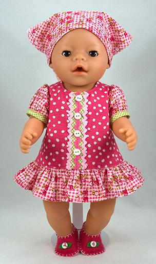 Gratis Poppenkleertjes Patronen Voor Babyborn Poppen Wollyonline
