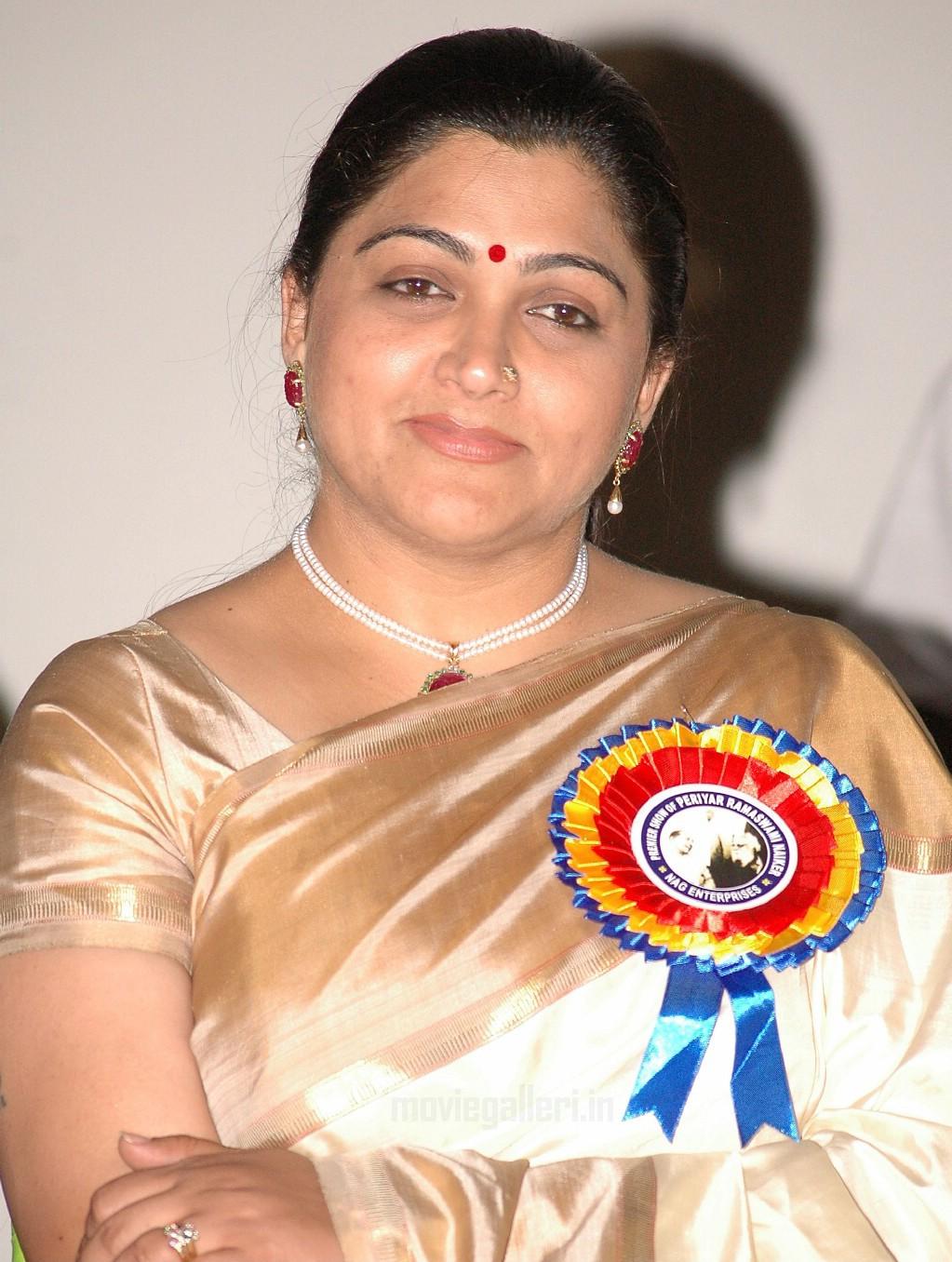tamil actress kushboo family photos