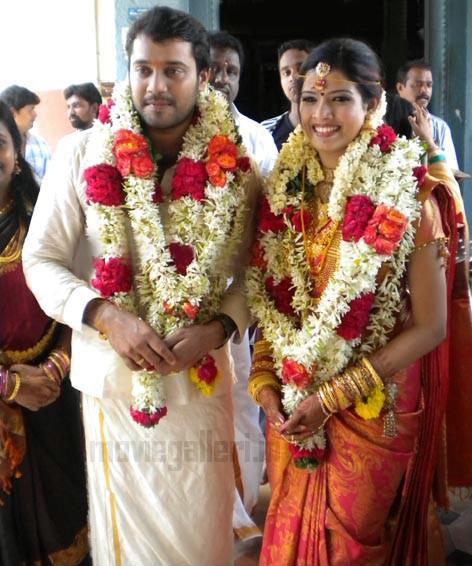 test: Bala Amrutha Suresh Wedding Photos, Actor Bala