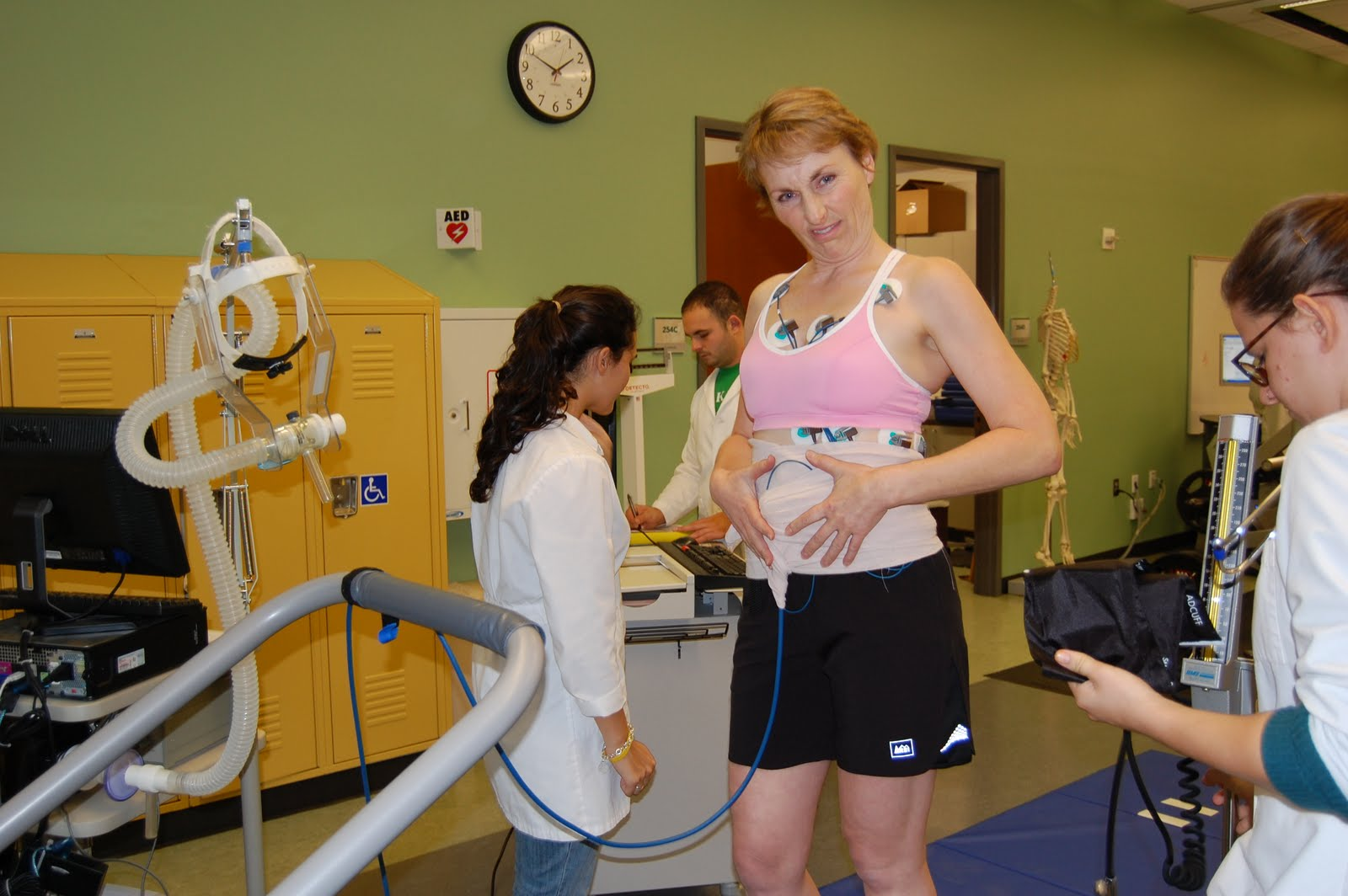Fatozzig S Place Body Composition And Vo2 Max Test
