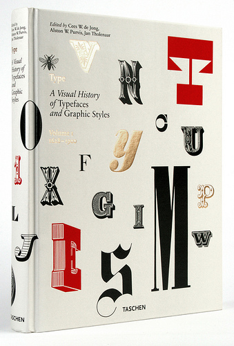 Graphic Design Styles: Brittany Stiles: TYPE: A Visual History Of Typefaces And