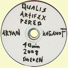 DVD - QUALIS ARTIFEX PEREO - - - NOT FOR SALE