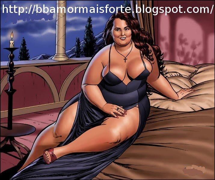 8968b1876305 As gordinhas são as melhores amantes   B.B. A Rosa